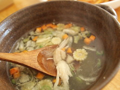 スープなしあわせ ベルメゾン 2012年1月