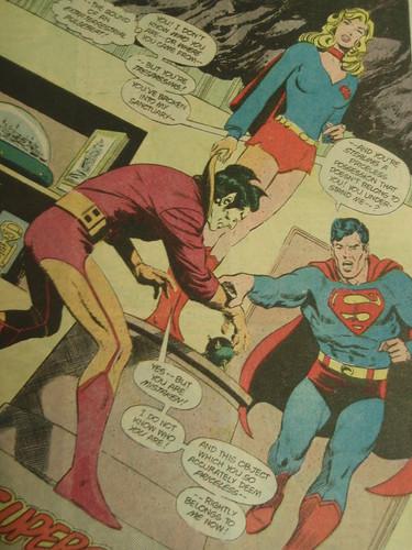 """Superman"" #415 (2)"