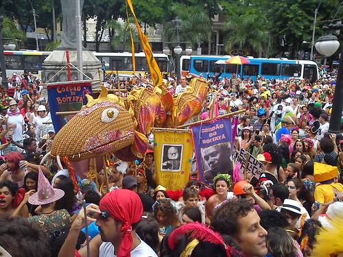 Carnaval 2011 - Cordão do Boitatá
