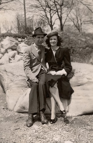 S and K in the mid-1940s