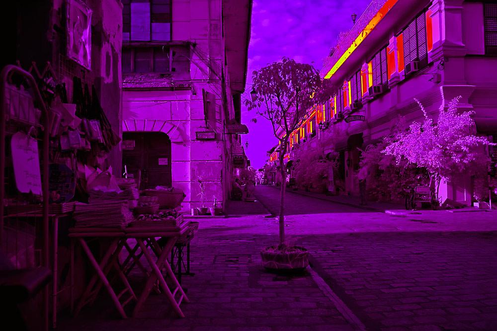 Capturing Infrared