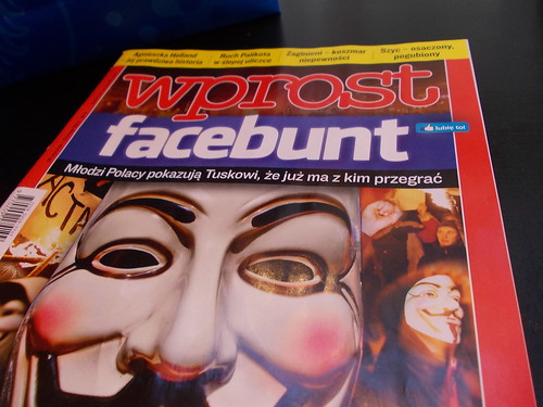 wprost Facebunt Wroclaw Poland Magazine