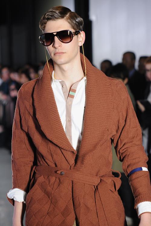 Maxime Bergougnoux3072_FW12 Tokyo The Dress & Co. HIDEAKI SAKAGUCHI(Fashion Press)