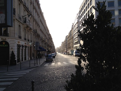 Good morning street
