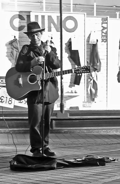 Photo:Music man By Tim Green aka atoach