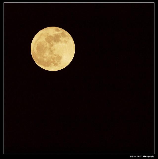 April 2012 Full Moon