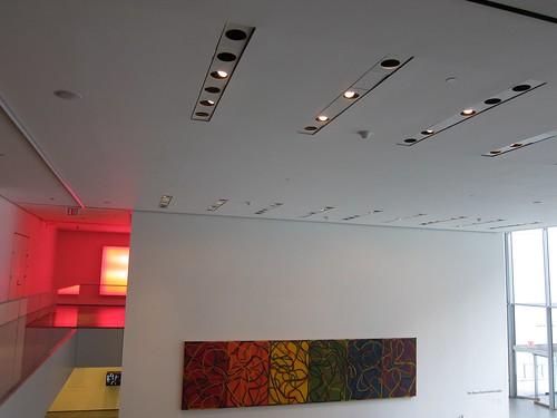MoMA, Hall de Acceso. NYC