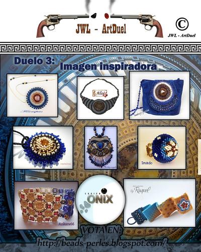 JWL-ArtDuel: Equipo ONIX - Duelo 3: FOTO INSPIRADORA by Alisè