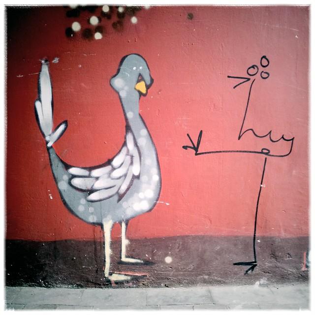 Street Art Duckfame