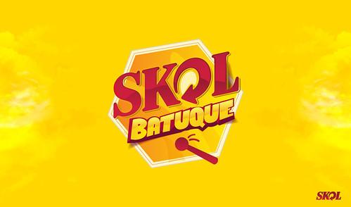 Logomarca - Skol Batuque by chambe.com.br