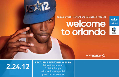 Welcome to orlando with Dwight Howard!!