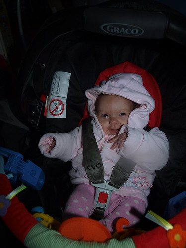 , I've won a Graco Nautilus Elite Car Seat!