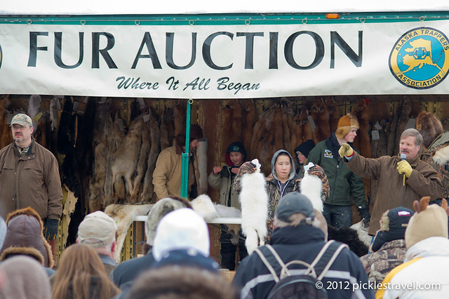 Fur Auction