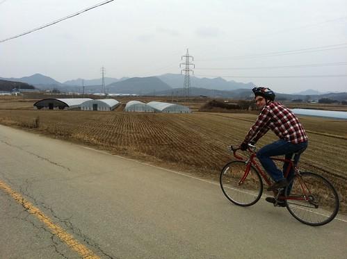 Damyang ride