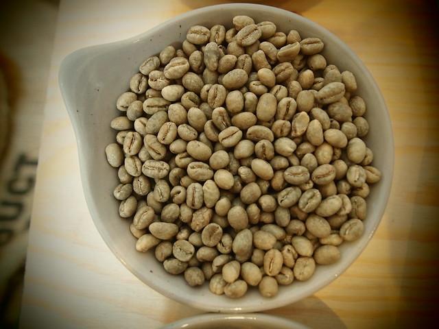dear green coffee // glasgow