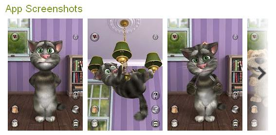 Talking Tom Cat Youtube Download