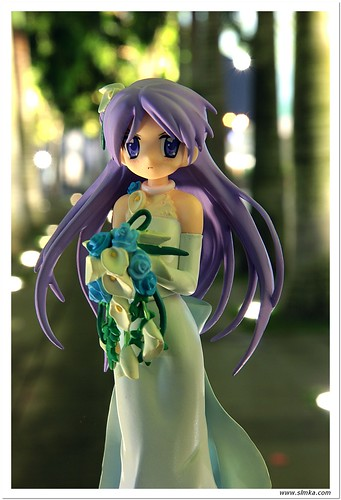 Kagami's wedding gown - 06