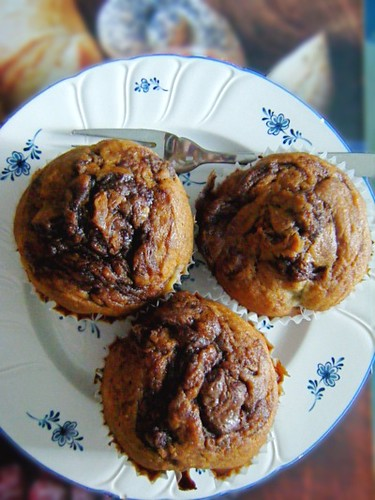 Nutella Muffin 1