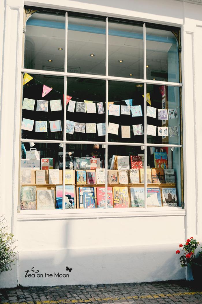 Librerias con encanto