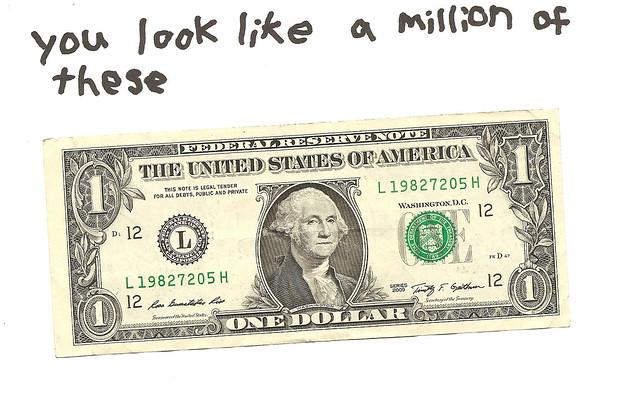 A Million Bucks Look Monday May 27 2013