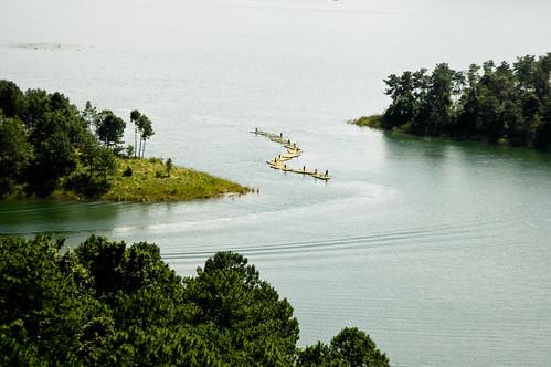 Barapani Lake,Meghalaya