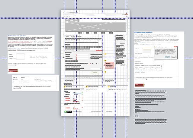 Working in Visio - Redesign