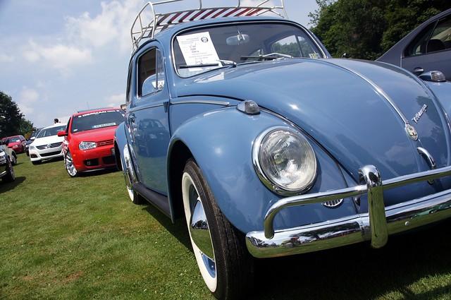 Volkswagen Car Show at Schenley Park