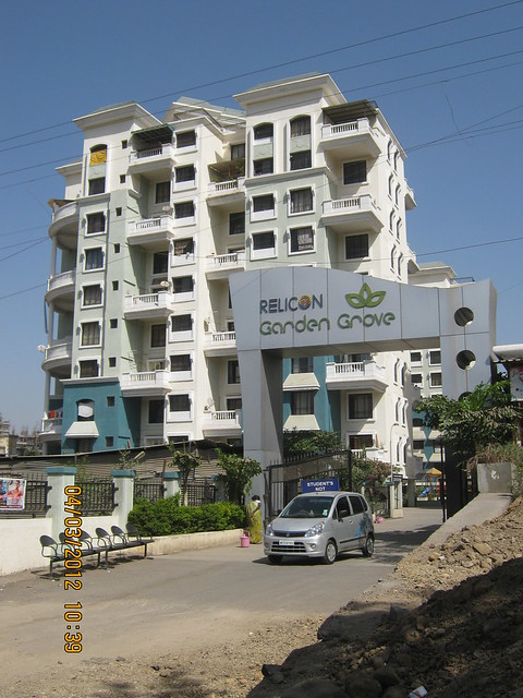 Relicon Garden Grove on Katraj Ambegaon Road - Visit Shri SiddhiVinayak Manswi, 2 BHK & 3 BHK Flats at Ambegaon Budruk, Pune 411046