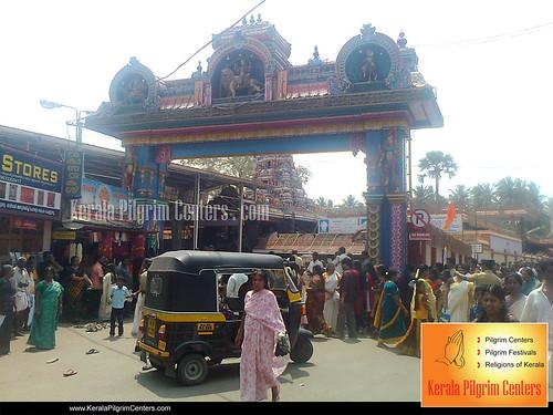 Attukal Devi Temple awaiting pongala