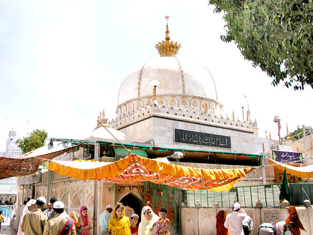 Ajmer sharif a gallery on flickr the world most famous sufi shrine is dargah khwaja moinuddin hasan chishti ajmer ra altavistaventures Images