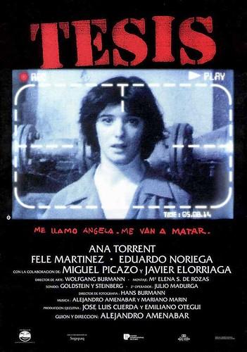 死亡论文 Tesis(1996)
