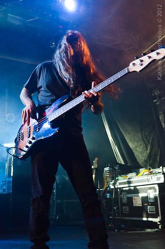 Martín Méndez, Opeth
