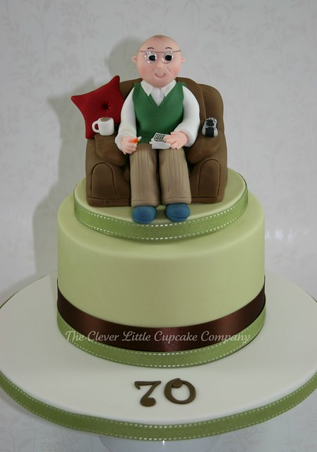Fun 70th Birthday Cakes http://www.flickr.com/photos ...