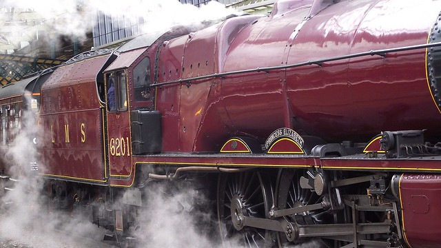 steam at Carlisle 013