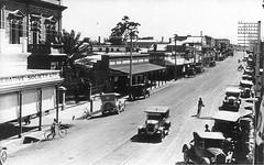 Murray Street - c1925 (NAB building to left)