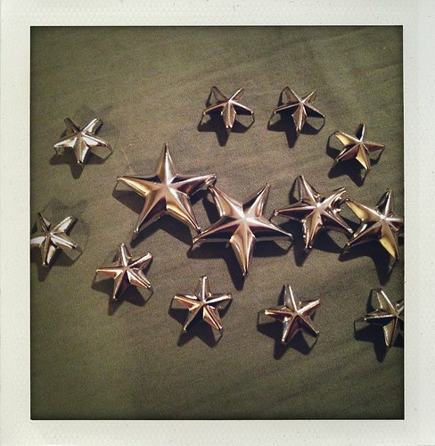 Star burst arrangement 1