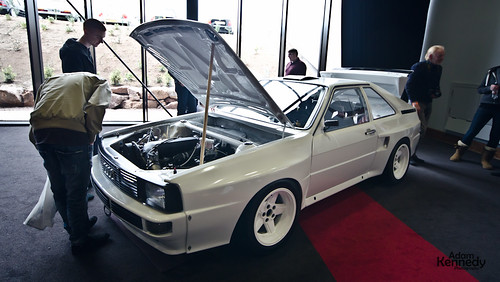Hamish's Audi Quattro - Best Engine & Best Other Audi