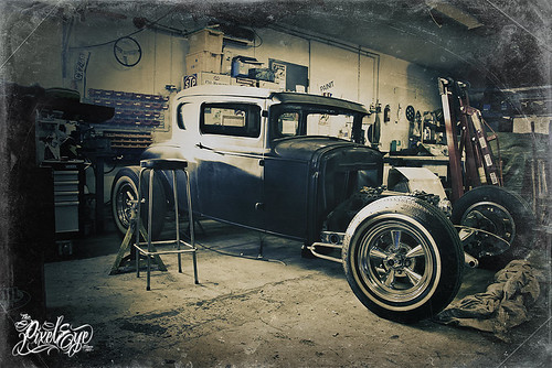 Hot Rod Garage Finland (2010)
