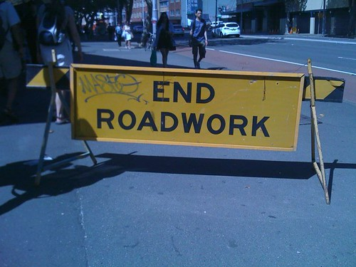 The latest campaign to stop an oppressive practice #EndRoadwork