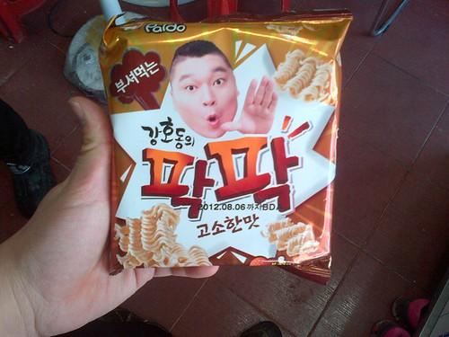 강호동의 팍팍!!! by kiyong2