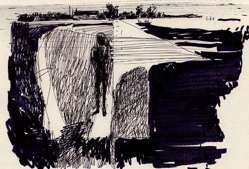 Línea de horizonte by cardesin