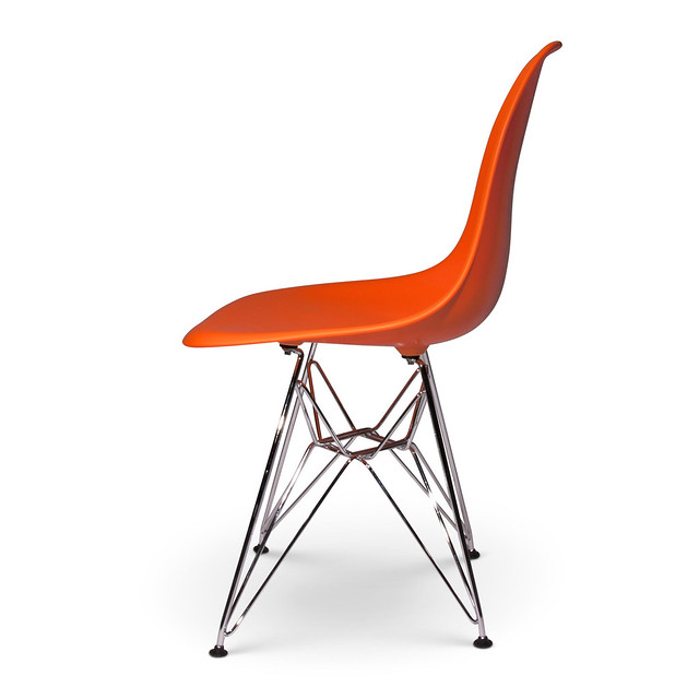 Eames DSR orange replica