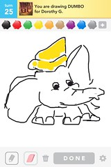 Dumbo, Draw Something