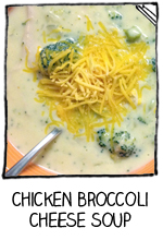 chickenbroccolicheesesoup