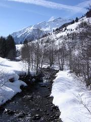 Winterlandschaft in der Wildschönau