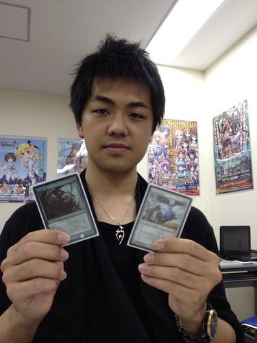 LMC Chiba Ekimae 409th Champion : Yoshimori Sho
