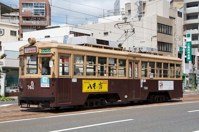 広島電鉄760形