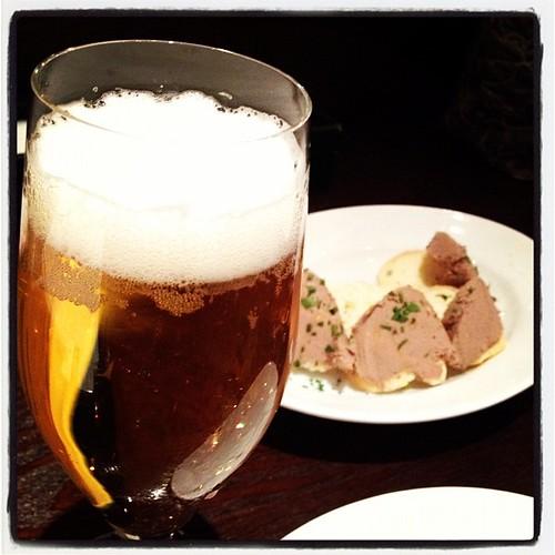 生ビールうまー
