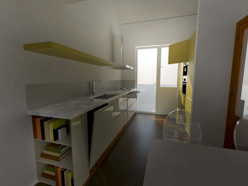 Forum arredamento.it • help : colore cucina da abinare al ...