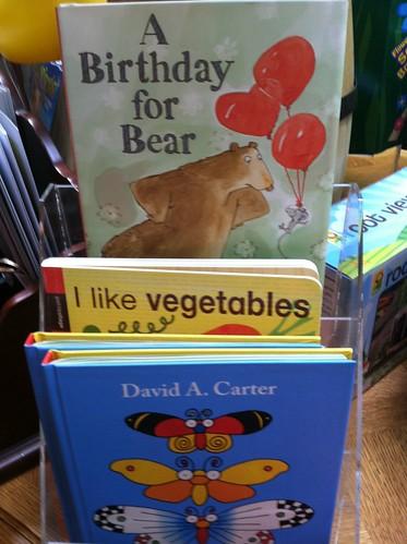 More kids books